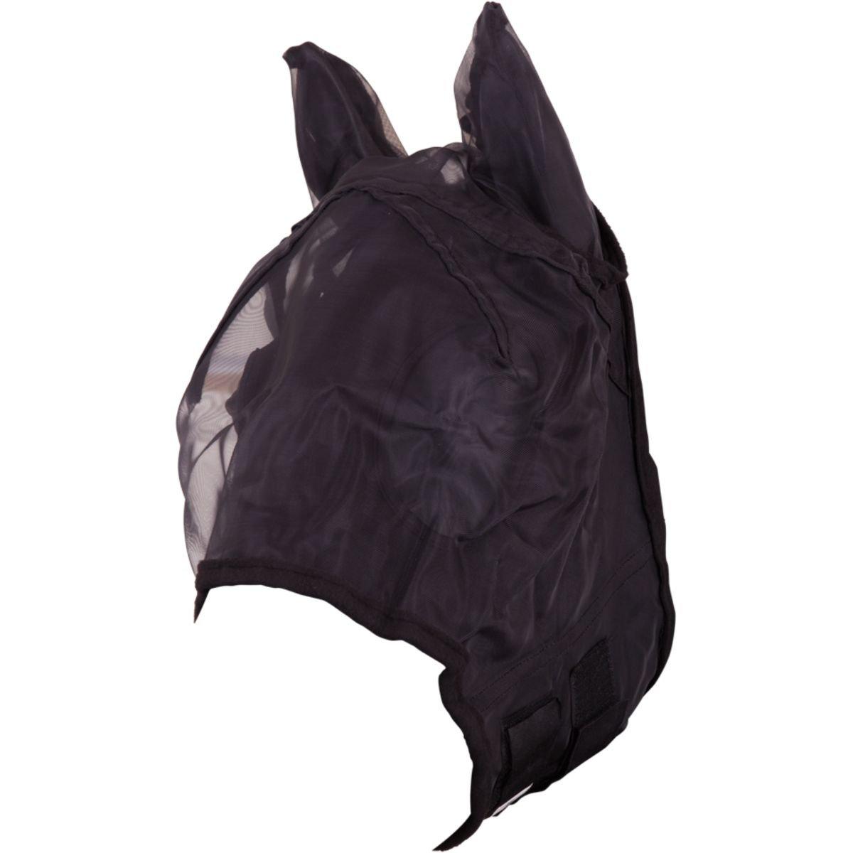 Afbeelding van Absorbine Vliegenmasker Ultrashield met Oren Zwart Pony/Cob