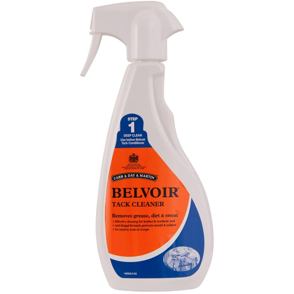 Afbeelding van Carr Day & Martin Leerzeep Belvoir Cleaner Step 1 500ml