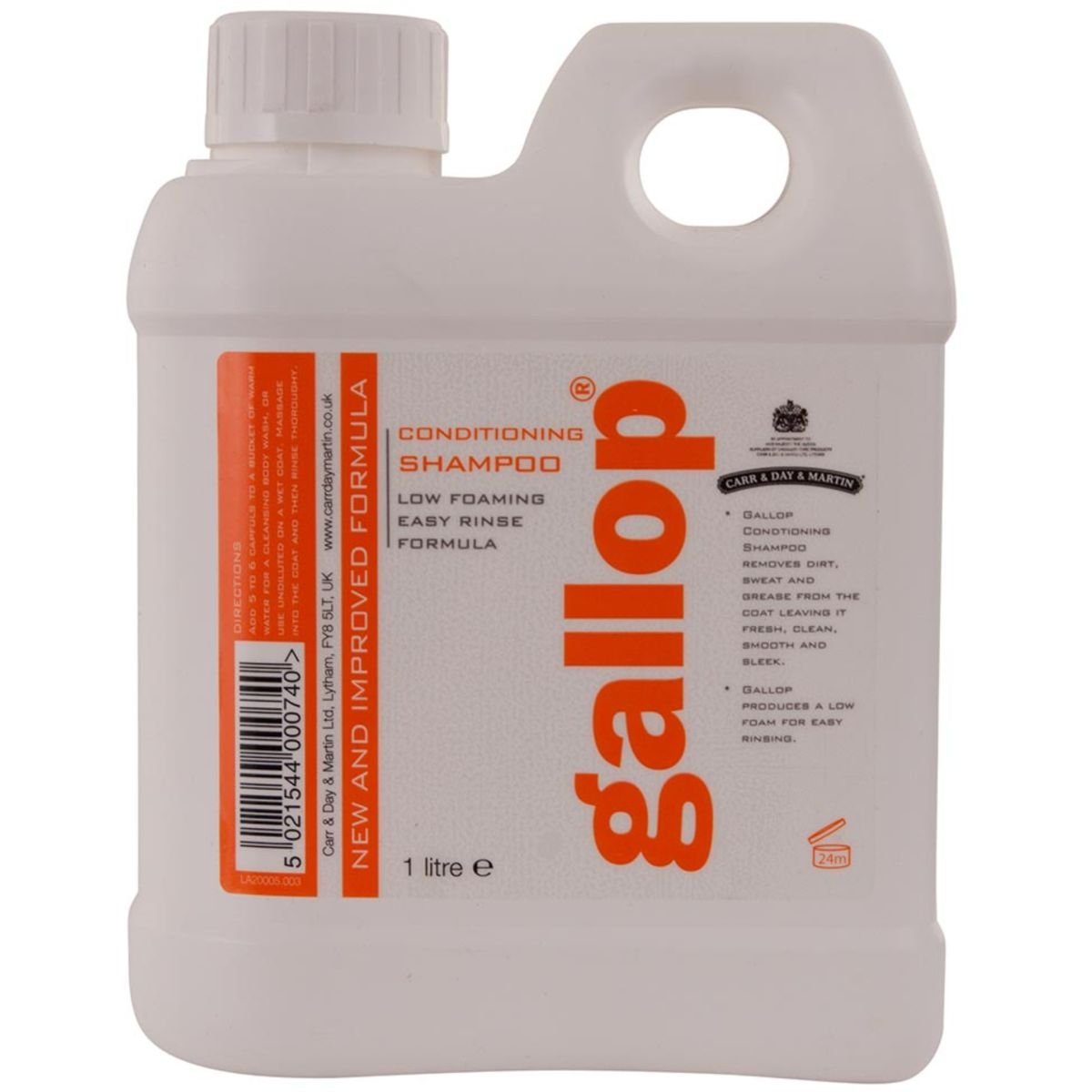 Afbeelding van Carr Day & Martin Shampoo Gallop Conditioning 1L