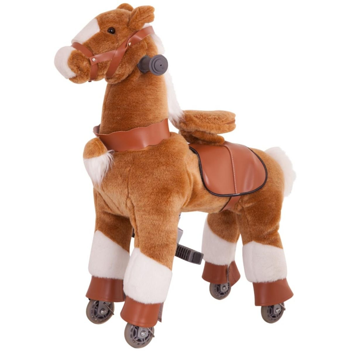 Obrázek BR Toy Horse Pebbels Small Brown S