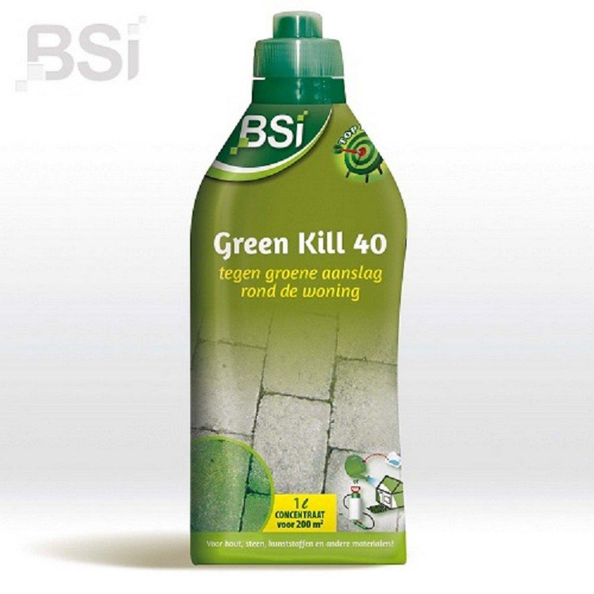 Afbeelding van BSI Aanslagreiniger Green Kill 1000 ml