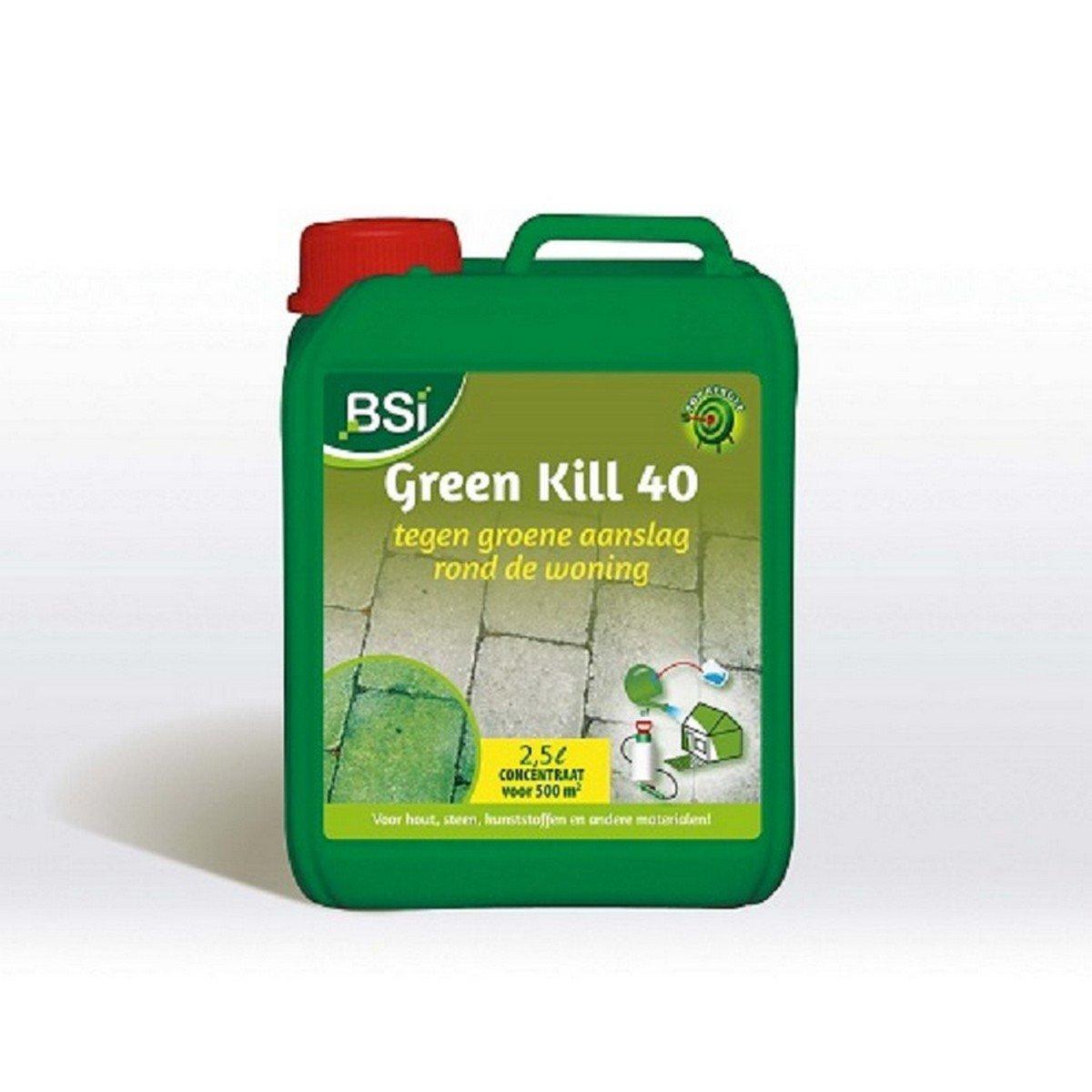 Afbeelding van BSI Aanslagreiniger Green Kill 2500 ml