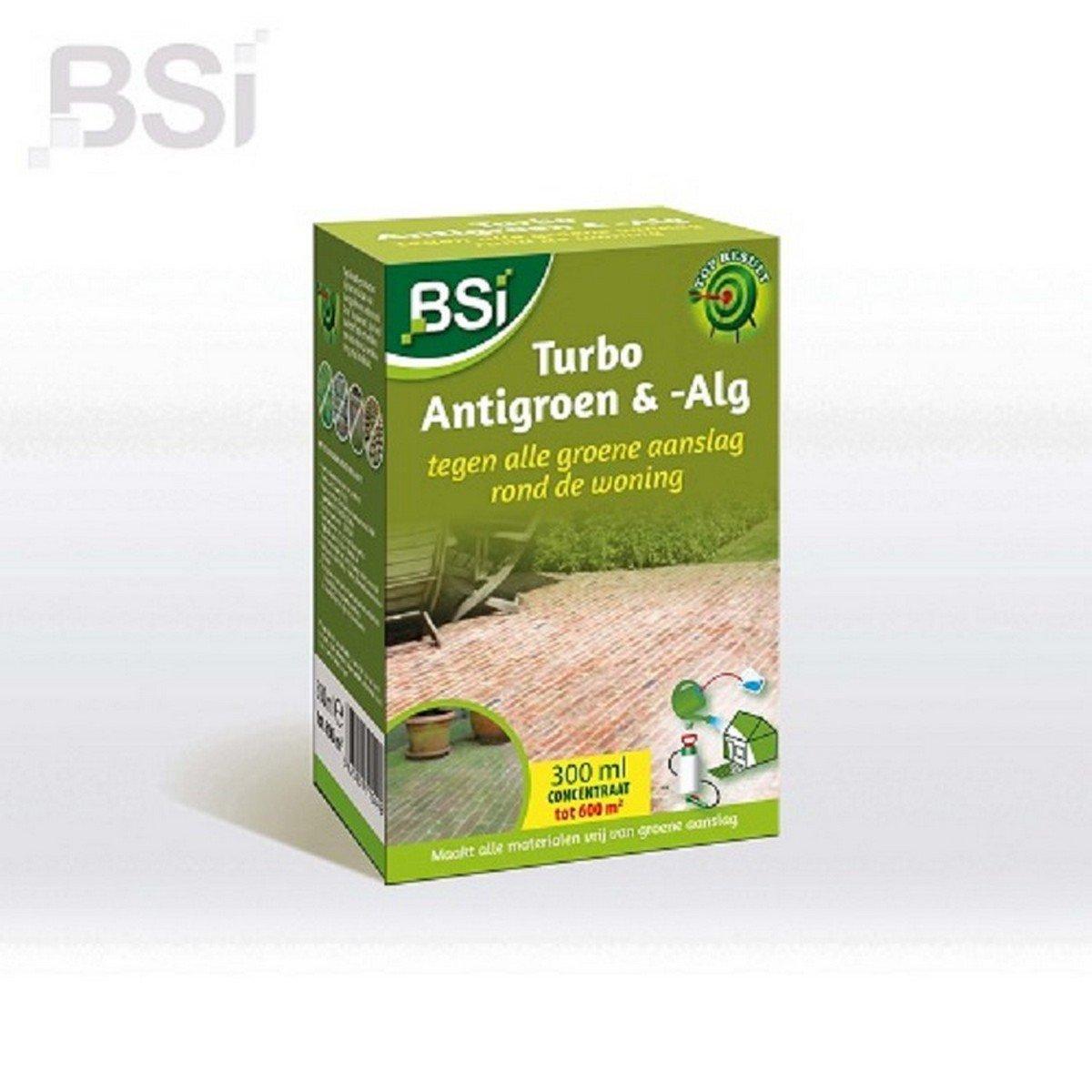 Afbeelding van BSI Aanslagreiniger Turbo Anti Groen 300 ml