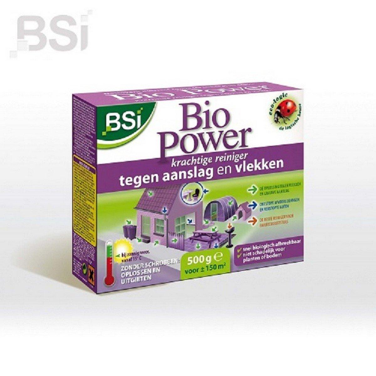 Afbeelding van BSI Aansla en Vlekkenreiniger Ontstopper Bio 500 gr