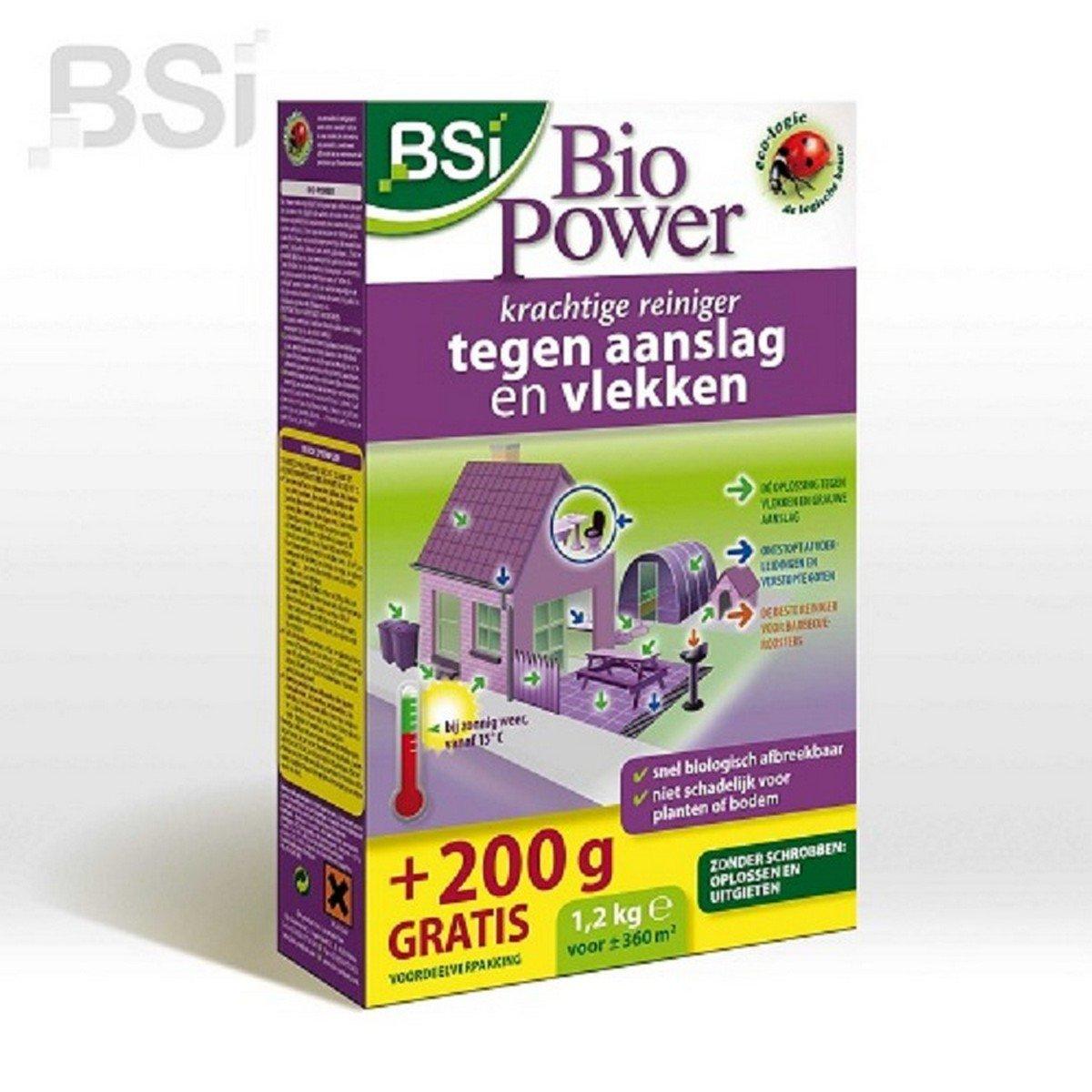 Afbeelding van BSI Aansla en Vlekkenreiniger Ontstopper Bio 1,2 kg
