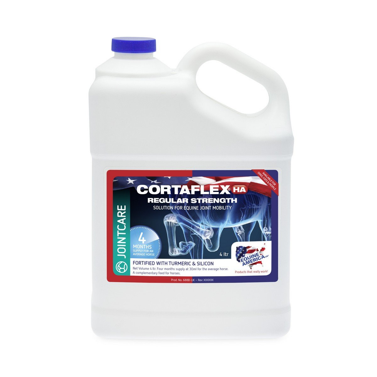 Afbeelding van Cortaflex HA Regular Solution 4 Ltr