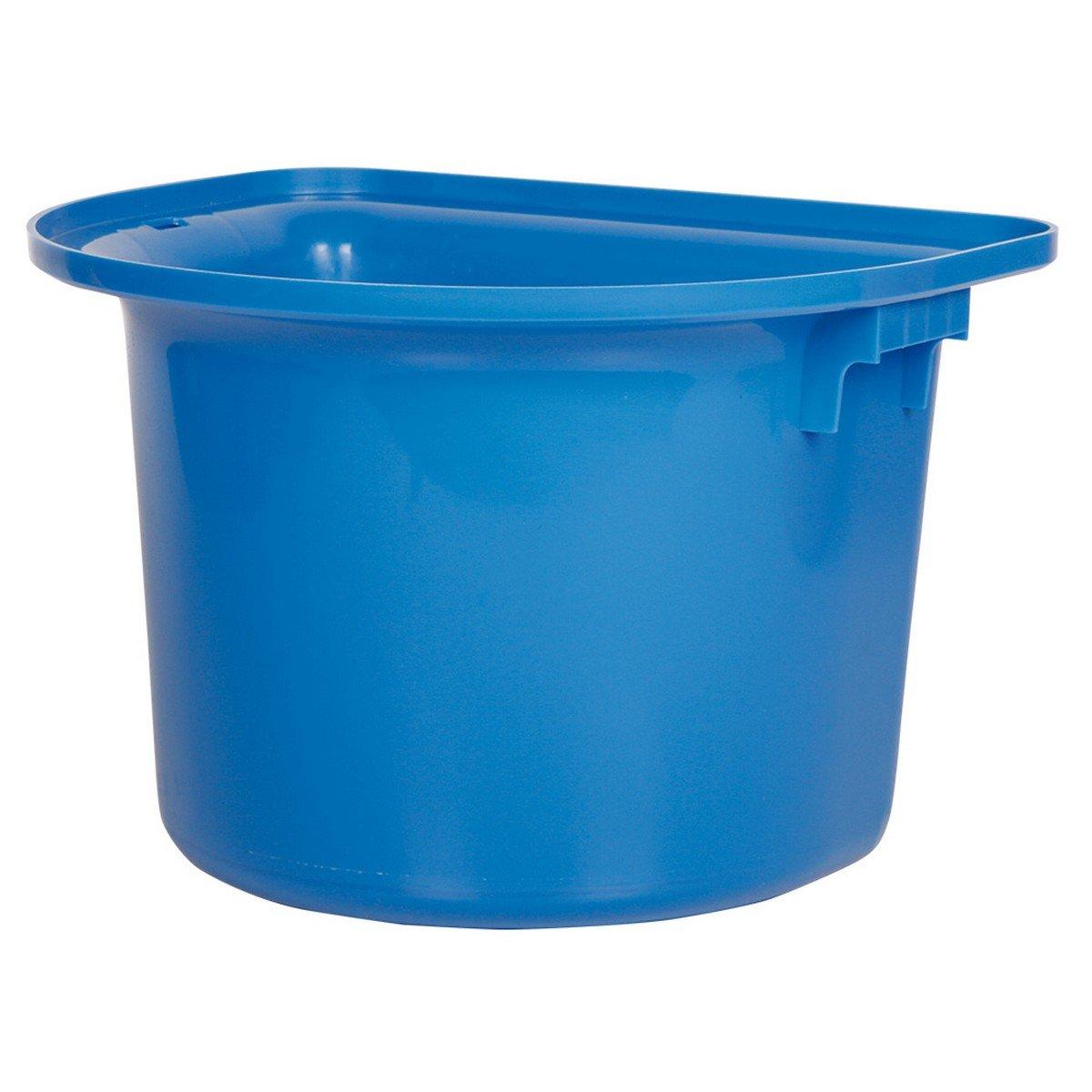 Imagem de Harrys Horse Portable Hook Over Manger Bucket Blue