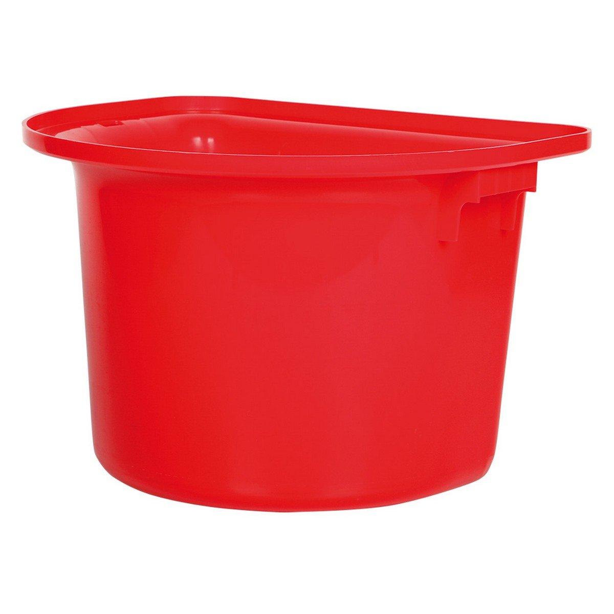 Imagem de Harrys Horse Portable Hook Over Manger Bucket Red