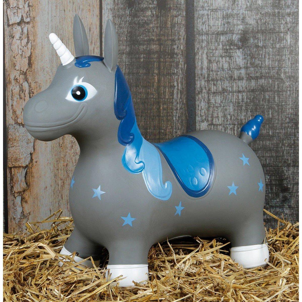 Image de Harrys Horse Licorne Gris