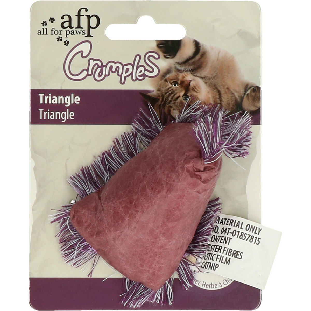 Afbeelding van AFP Crumples Triangle 1 st