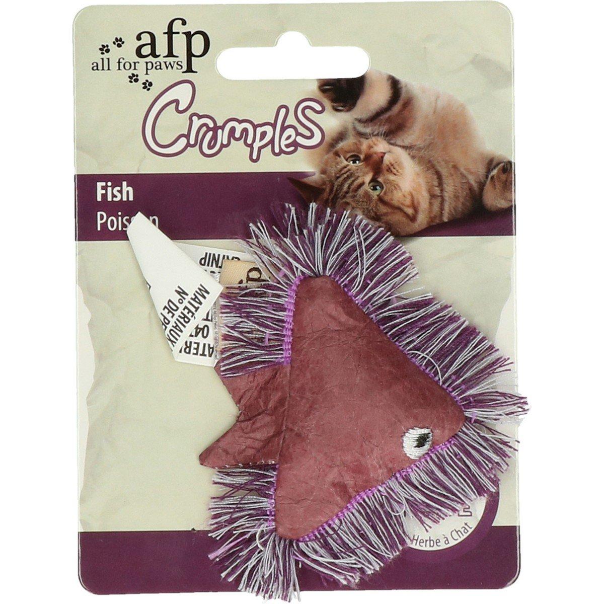 Afbeelding van AFP Crumples Fish 1 st
