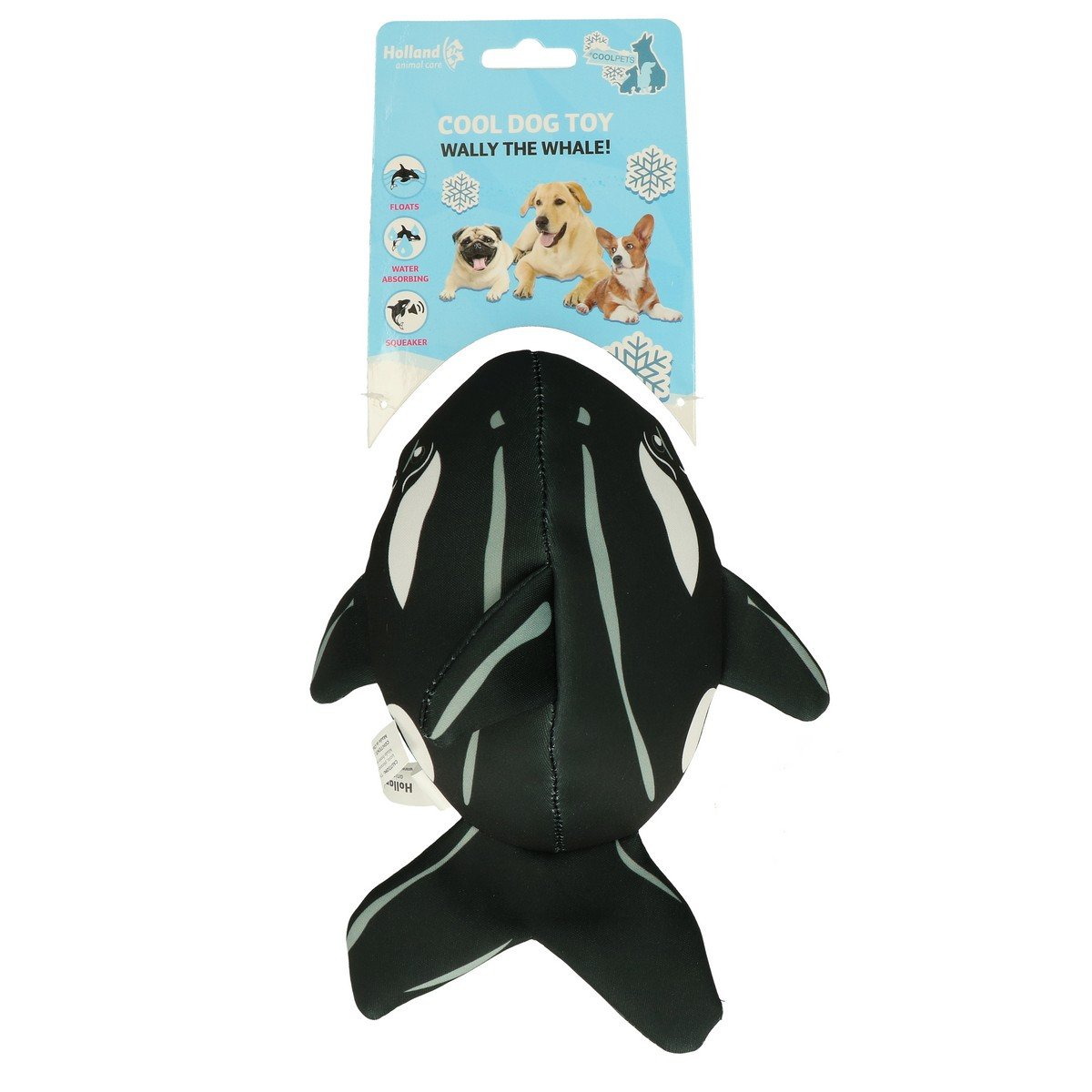 Afbeelding van Coolpets Wally The Whale 1 St
