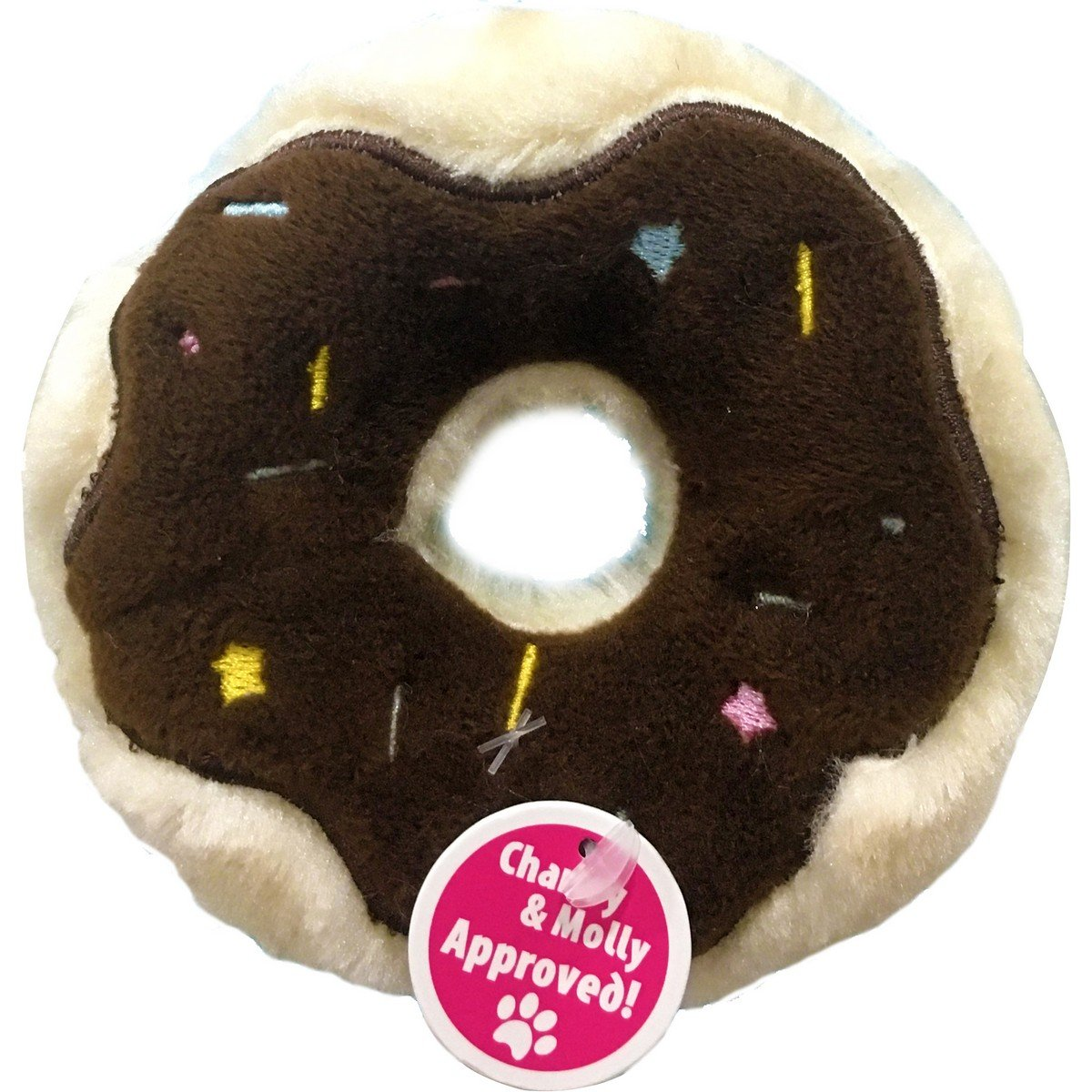 Afbeelding van Charley & Molley Comfort Plush Donut 10cm