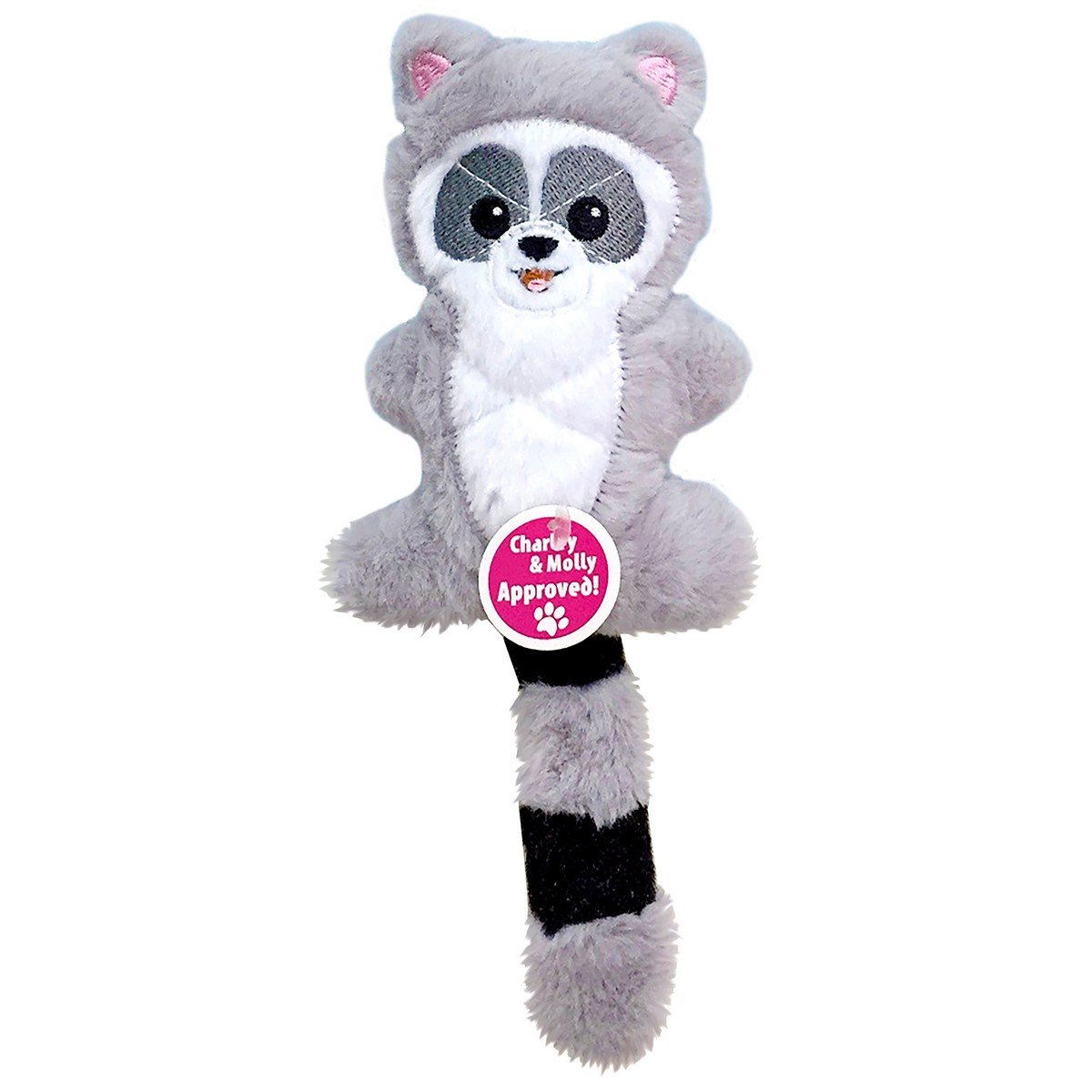 Afbeelding van Charley & Molley Comfort Layered Raccoon 19cm
