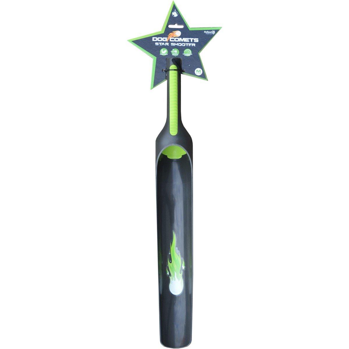 Afbeelding van Dog Comets Star Shooter Groen 58cm