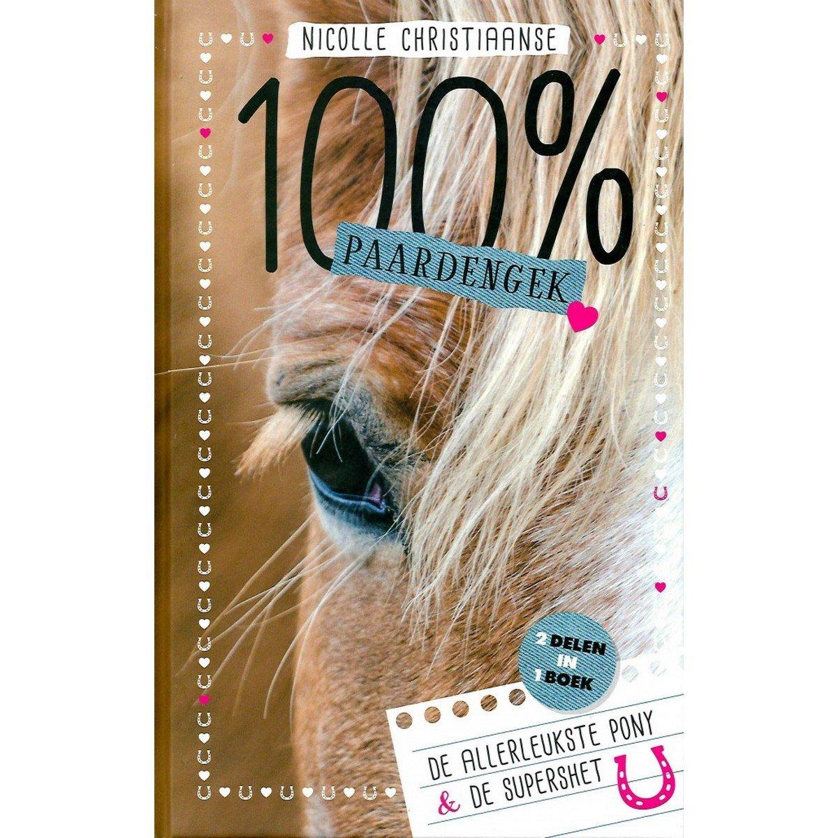 Afbeelding van 100% Paardengek