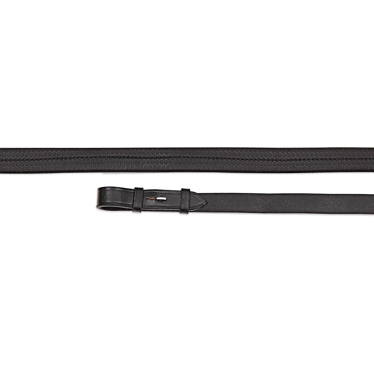 Imagem de Aviemore Reins Rubber Covered Black 135x1,5cm