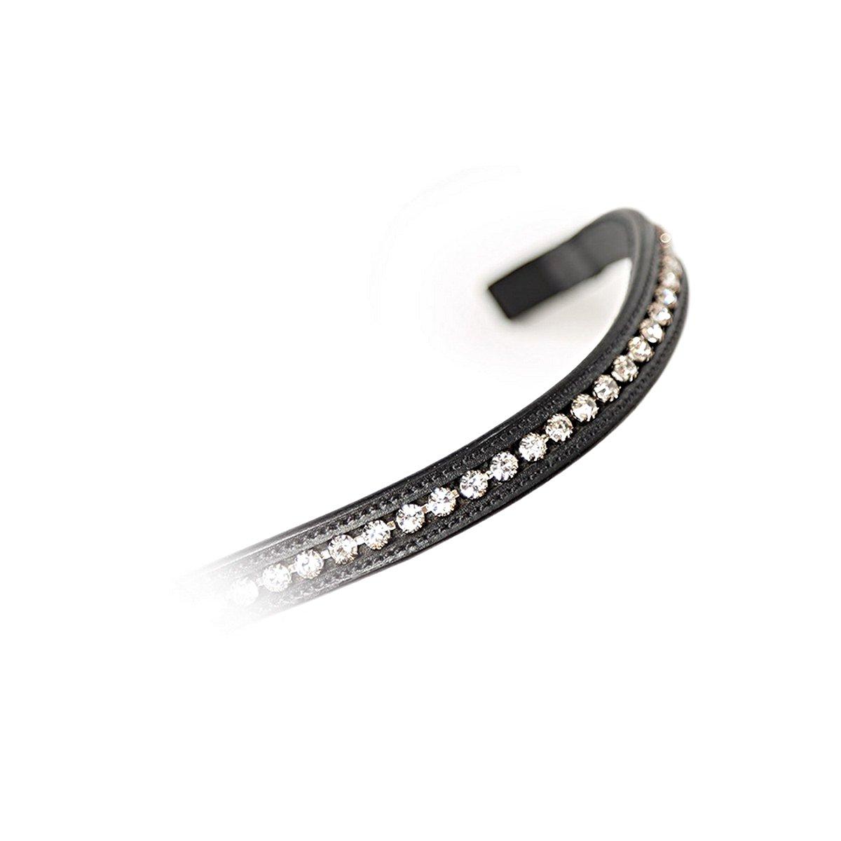 Imagem de Aviemore Browband Large Diamante Black Full