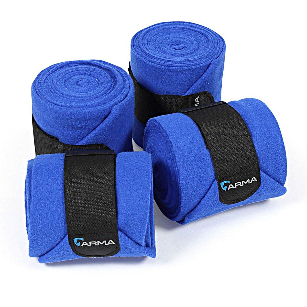 Afbeelding van Arma Bandages Fleece Royal One Size