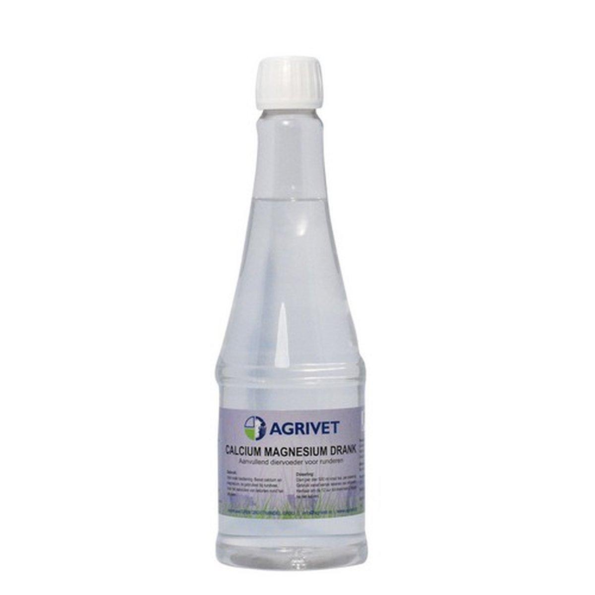 Afbeelding van Calcium magnesium Drank Agrivet 500ml