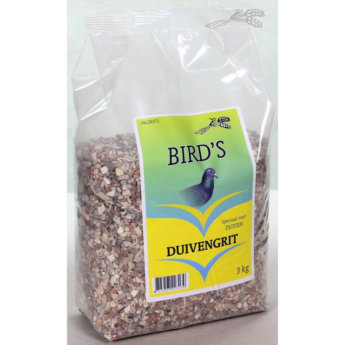 Afbeelding van Birds Duivengrit Gemengd 3kg