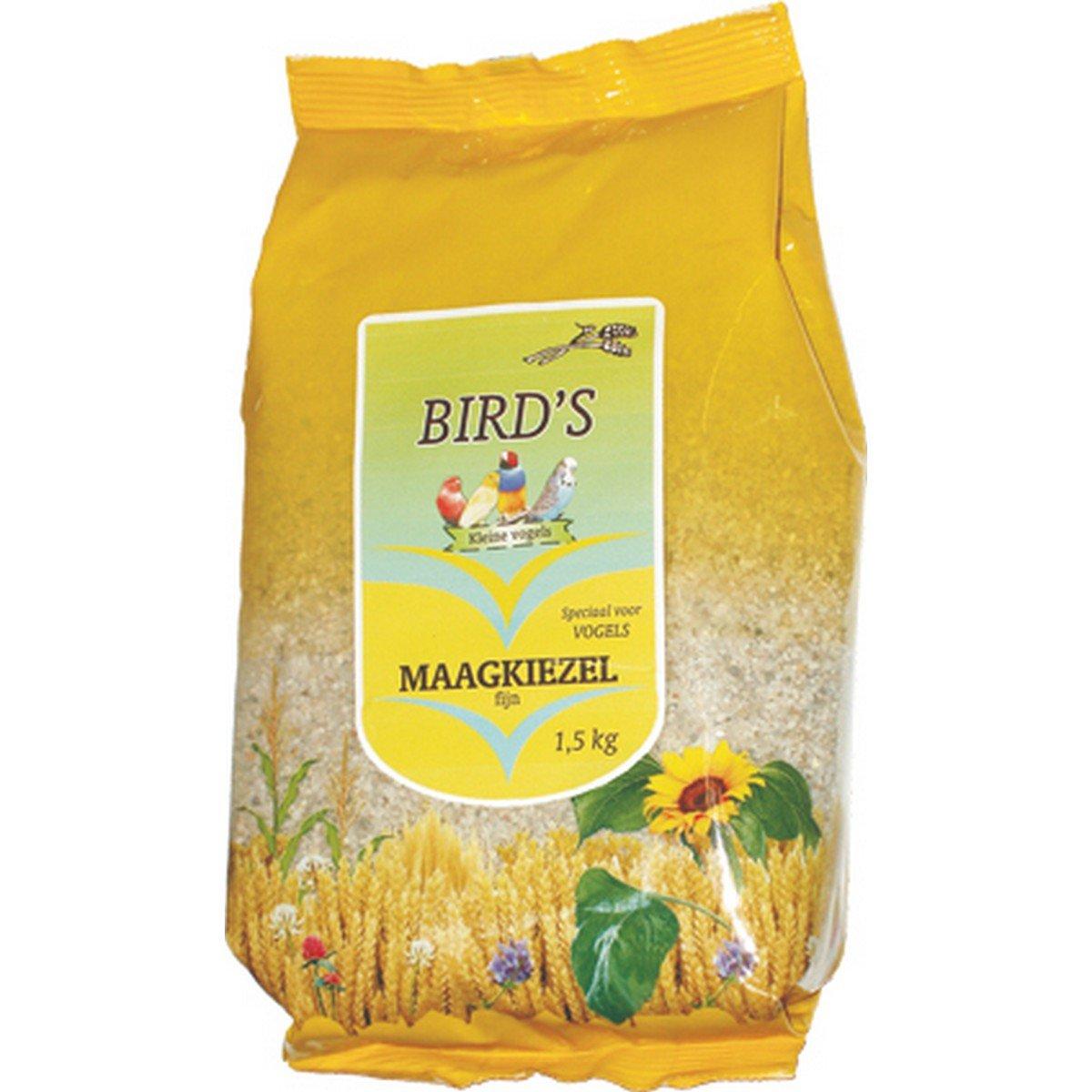 Afbeelding van Birds Maagkiezel 1,5kg Fijn
