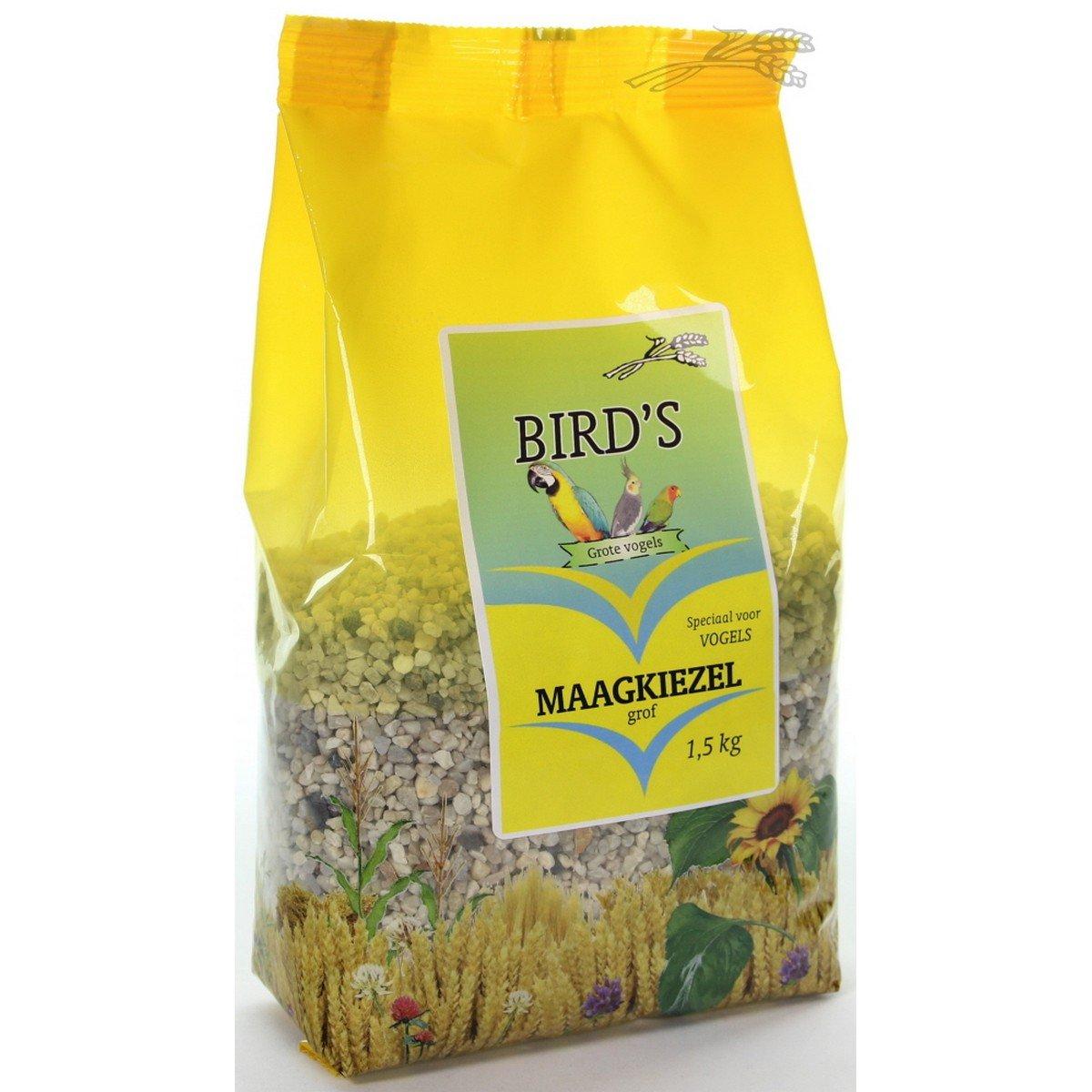 Afbeelding van Birds Maagkiezel 1,5kg Grof