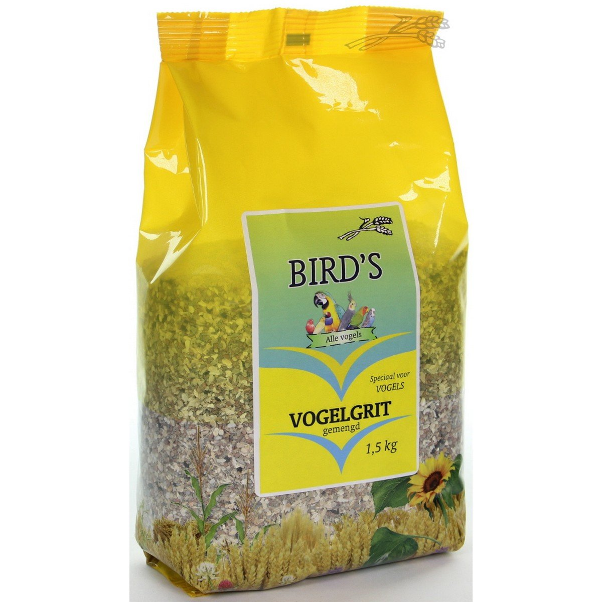 Afbeelding van Birds Vogelgrit Gemengd 1,5kg