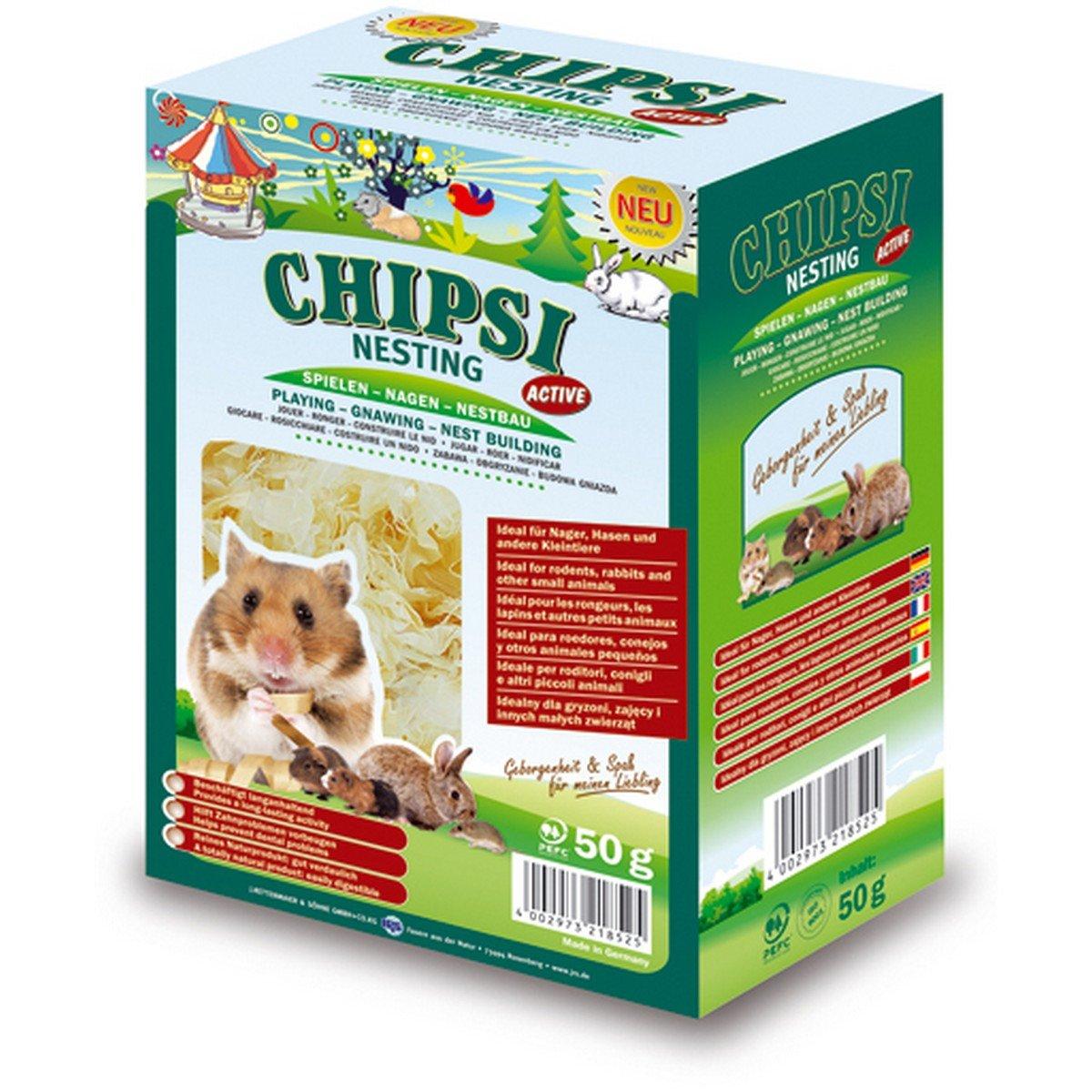 Afbeelding van Chipsi Nesting 50gr Grof
