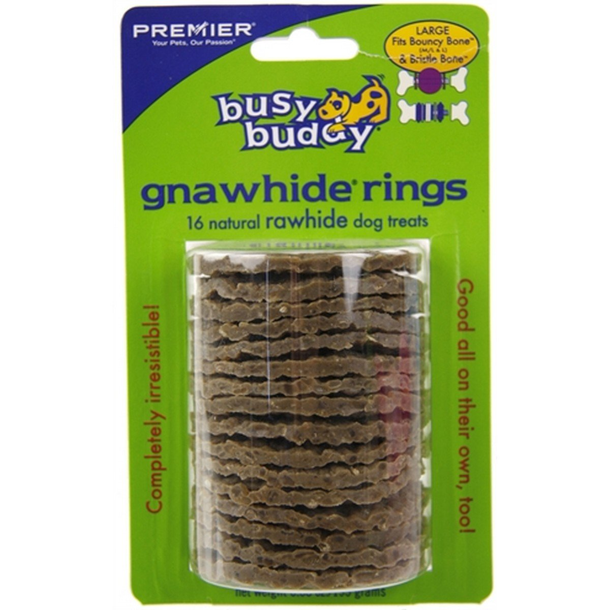Afbeelding van Premier Busy Buddy Ring Natural Large 16st