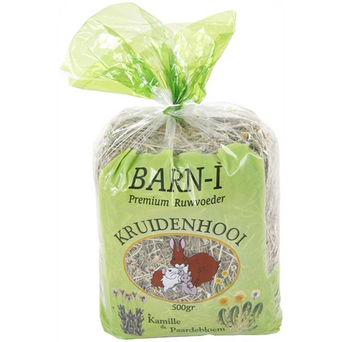 Afbeelding van Barn i Kruidenhooi Kamille/paardenbloem 500 Gr