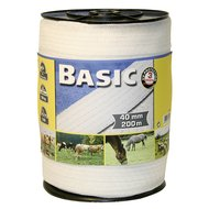 Ako Lint Basic Wit 40mm 200meter
