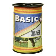 Ako Lint Basic Geel/oranje 10mm 250meter