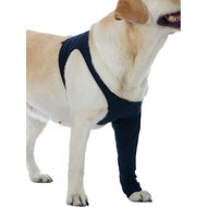 Medical Pet Shirt Vorderfuß TAZ Hund Blau