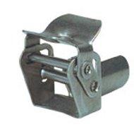 Nedlac Slangafsluiter 16-27mm Rvs