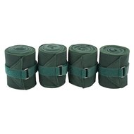Harrys Horse Elastic/fleece Bandages Green