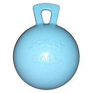 Jolly Ball Jolly Tug-n-toss Heidelbeerenduft Babyblau