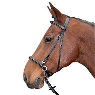 Harrys Horse Bitloos Hoofdstel Zwart