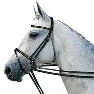Imperial Riding Linnen Slofteugel Kleur Zwart