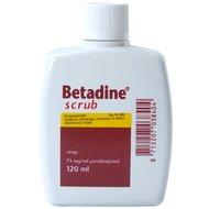Betadine Scrub 120ml