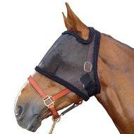 Harrys Horse Vliegenmasker Zwart Zonder Oren