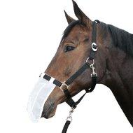 Harrys Horse Nose Net Universeel Wit