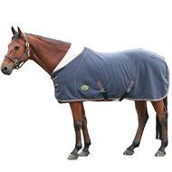 Harrys Horse Deken Teddyfleece Met Halve Hals