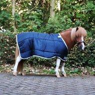 Horseware Pony Liner 200gr Navy Silver