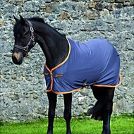 Amigo Jersey Cooler Pony met Kruissingels Excalibur Orange