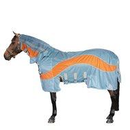 Amigo by Horseware Evolution Aqua/Orange&Aqua