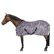 EquiThème Zomerdeken Mesh Zebra