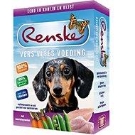 Renske Vers Vlees Hond Konijn/eend 10x395gr