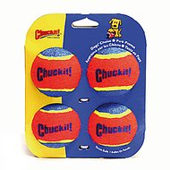Chuckit Tennis Ball Medium 4-pack 4st