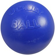 Jolly Ball Push-n-Play Blau